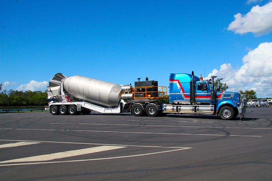 Cement Mixer 9m Bowl